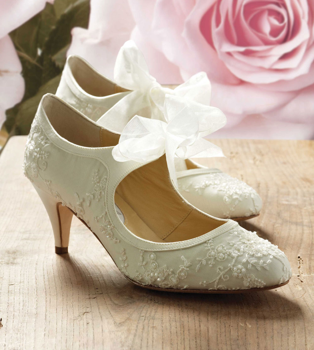 What Kind Of Wedding Shoes Are You