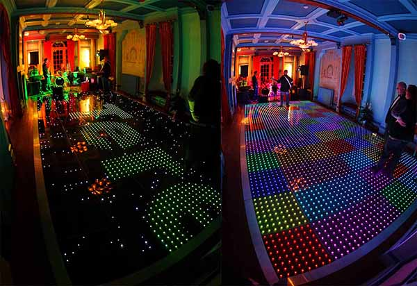 LED dance floor kerry