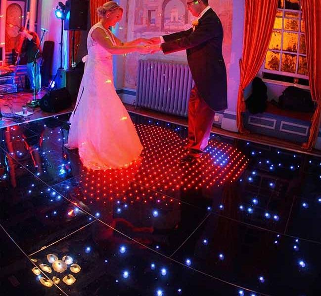 LED dance floor dublin