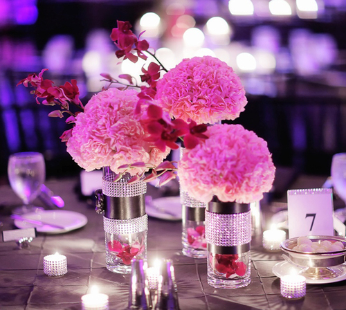 Wedding Centerpieces Bawe
