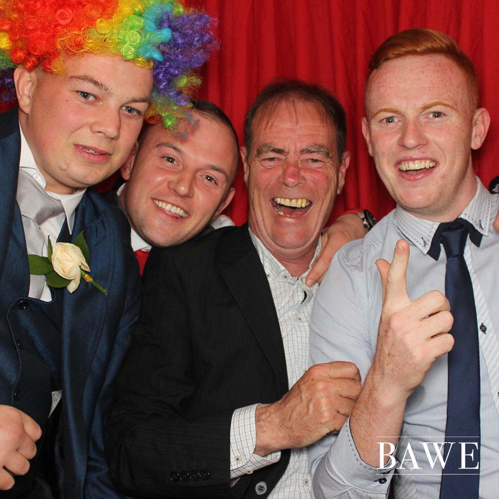 photobooth Ireland wedding